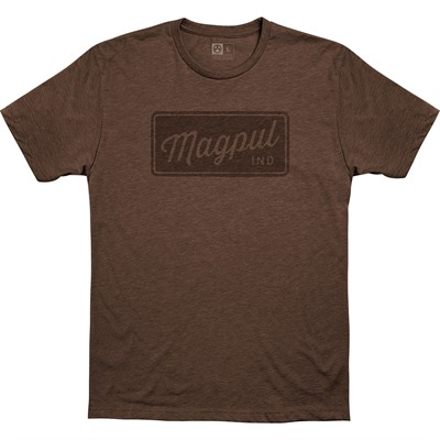 Magpul Rover Block Cvc T-Shirts - Rover Block Cvc T-Shirt Large Brown Heather