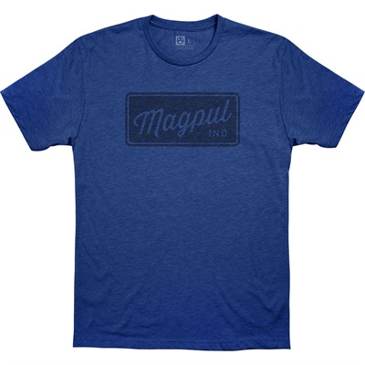 Magpul Rover Block Cvc T-Shirts - Rover Block Cvc T-Shirt X-Large Royal Heather