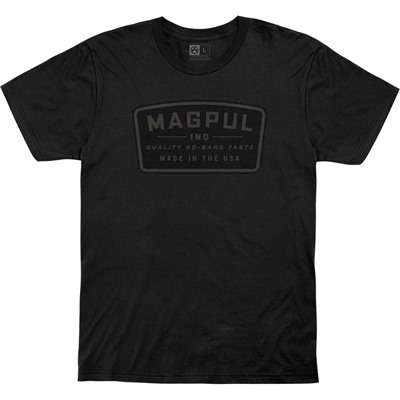 Magpul Go Bang Parts Cotton T-Shirts - Go Bang Parts Cotton T-Shirt Medium Black