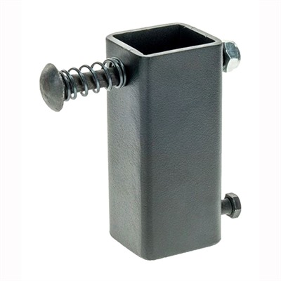 Caldwell Shooting Supplies T-Post Target Plate Hanger With Hardware 500 Steel