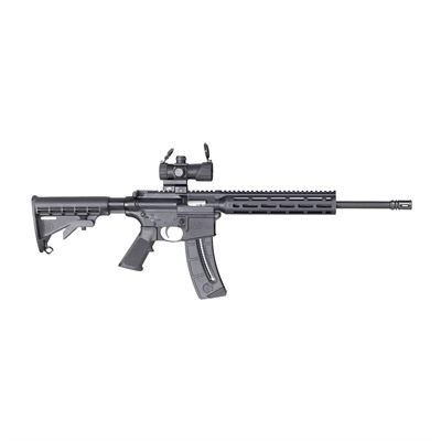 Smith & Wesson M&P15 Sport 22lr W/Red-Green Dot Optic