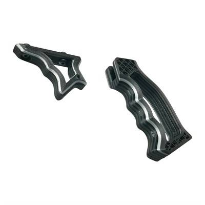 Future Forged Ltd Ar-15 Spectre Pistol Grips - Ar-15 Spectre Pistol Grip & Foregrip Set Black