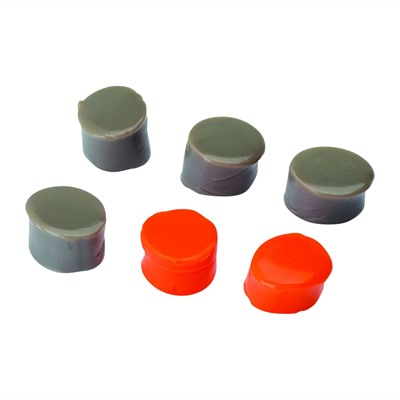 Walkers Game Ear Moldable Silicone Ear Plugs - Silicone Ear Plugs Orange & Fde