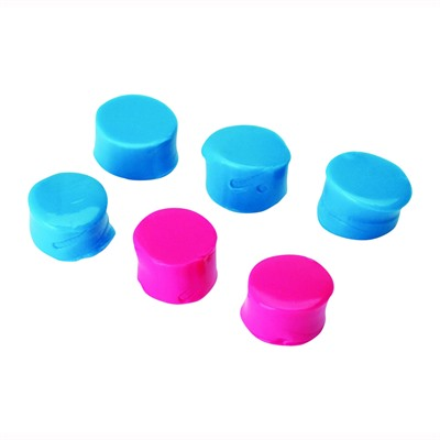 Walkers Game Ear Moldable Silicone Ear Plugs - Silicone Ear Plugs Pink & Teal