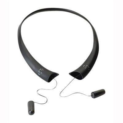 Walkers Game Ear Passive Retractable Ear Plugs - Passive Neckband - Retractable Plugs