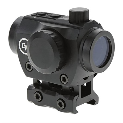Crimson Trace Corporation Cts-25 Compact Red Dot For Rifles & Carbines