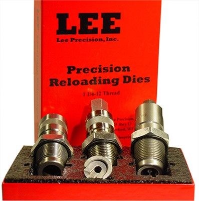 Lee Precision Large Series 3-Die Sets - Lee Large Series 3 Die Set, 577/450 Mh