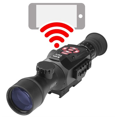 Atn 100-053-510 X-Sight Ii 3-14x Smart Rifle Scope
