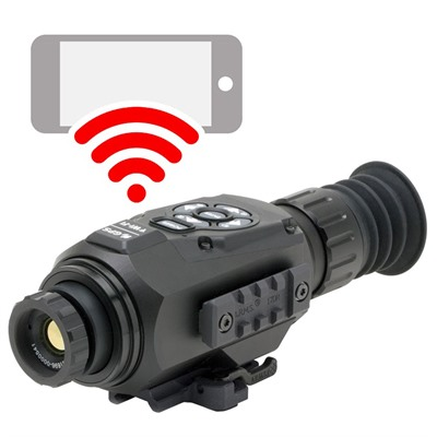 Atn Thor Hd 640 1-10x Thermal Rifle Scope