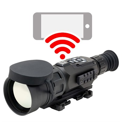 Atn Thor Hd 640 5-50x Thermal Rifle Scope