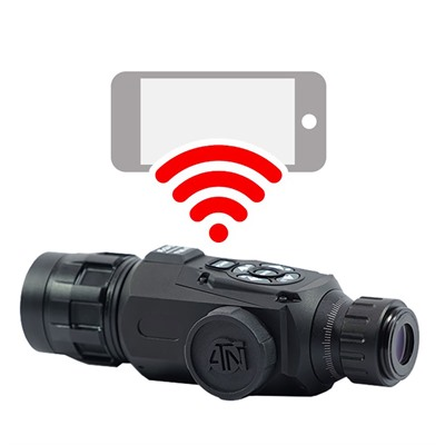 Atn Ots Hd 640 2.5-25x Thermal Monocular