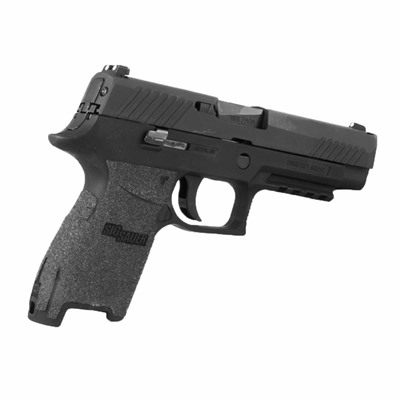 Talon Grips Inc Sig Sauer P250, P320 Compact Grip Tape - Sig Sauer 250/320 Compact Medium Grip Rubber Black