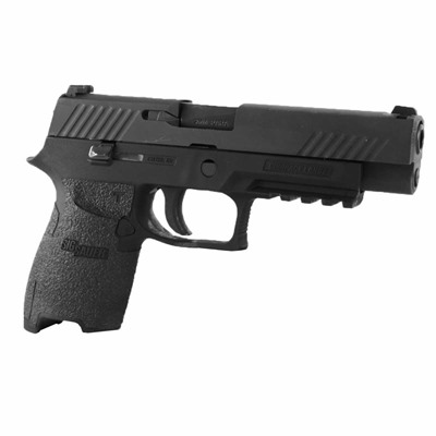 Talon Grips Inc Sig Sauer P250, P320 Compact Grip Tape - Sig Sauer 250/320 Compact Medium Grip Granulated Black