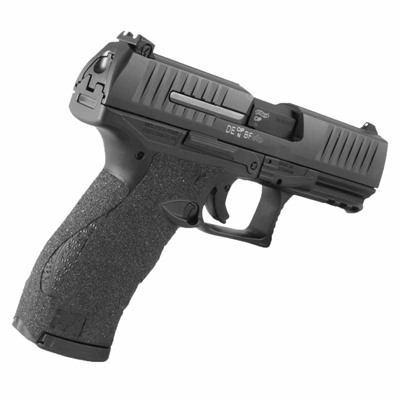 Talon Grips Inc Walther Ppq 9/40 Grip Tape - Walther Ppq 9/40 Grip Granulated Black