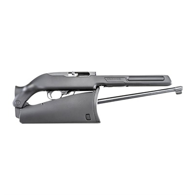 Pro Mag Archangel Ruger 10/22 Quick Breakdown Stock - Ruger 10/22 Quick Break-Down Stock Poymer Black