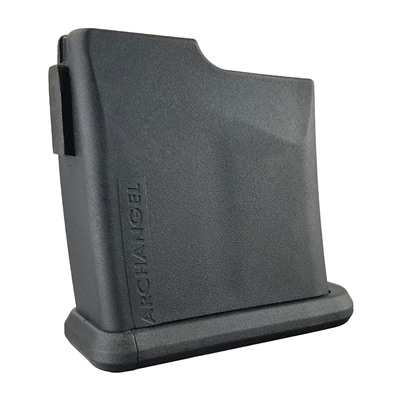 Pro Mag Archangel Short Action Magazines For Precision Elite Stock - Sa .308 Magazine 7rd Polymer Blk