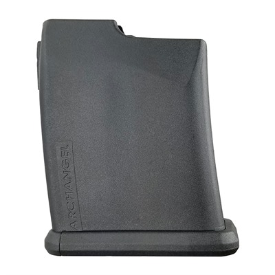 Pro Mag Archangel Short Action Magazines For Precision Elite Stock - Sa .308 Magazine 10rd Polymer Blk
