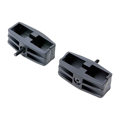 Pro Mag Archangel 9-22 Ruger 10/22 Magazine Clamp 2-Pack - 9-22 Ruger 10/22 Magazine Clamp Polymer Black