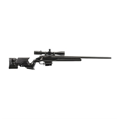 Pro Mag Archangel Rem 700 Precision Stocks  W/ Aluminum Bedding - Stock .223 W/ 10rd Magazine Polymer Black