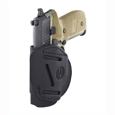 1791 Gunleather 4 Way Holster Size