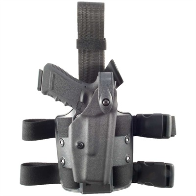 Als Level Iii With Mid-Ride Ubl - Tactical Holster, Glock 17, 19, 22, 23, 26, 27