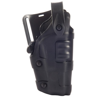 Safariland Raptor Holster For Glock 17, Level Iv, Stx Tactical - Glock 17, Level Iv, Stx Tactical, Mid-Ride Ubl, Rh