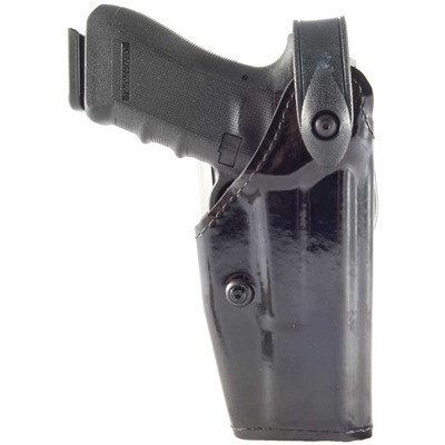 Duty Holster, Level Ii With Ubl - Hol Hi-Gloss Black Right Hand Glock17