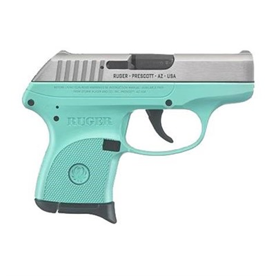 Ruger Lcp Talo Turquoise 380 Acp 6+1 Ss