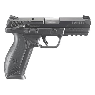 AMERICAN BLK/POLY 9MM 17+1 MANUAL SAFETY