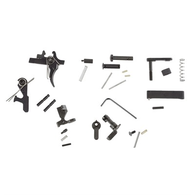 Buy Lewis Machine & Tool Ar-15 Lower Parts Kit Two Stage Complete