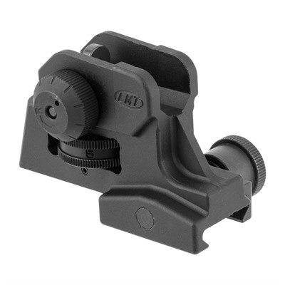 Lewis Machine & Tool Ar 15 Tactical Adjustable Rear Sight Assembly USA & Canada
