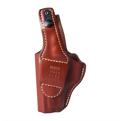 Hunter Company 5000 Series High Ride Holster With Thumb Break Beretta 92f, 96 High Ride Holster W/Thumb Break