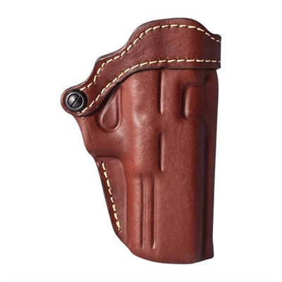 Hunter Company Open Top Holster With Tension Screw Adjustment Open Top Holster W/Tension Screw Adj Glock 17, 22