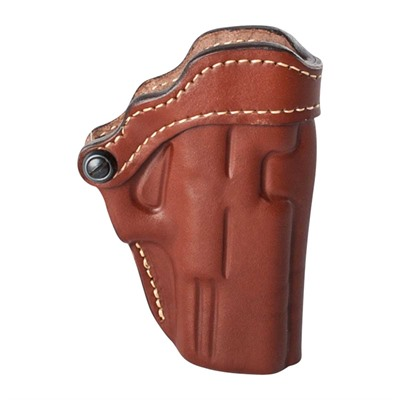 Hunter Company Open Top Holster With Tension Screw Adjustment Open Top Holster W/Tension Screw Adj Glock 19, 23