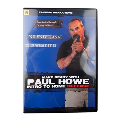 Panteao Productions 100-203-525 Make Ready With Paul Howe-Home Defense