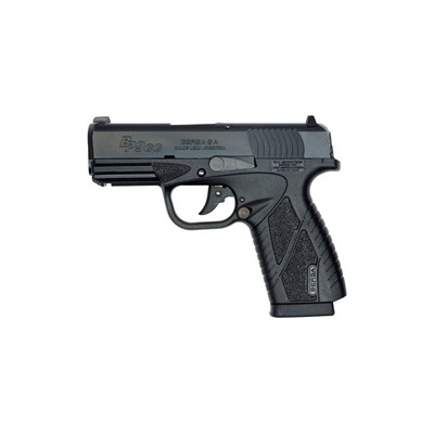 Bersa Bp9 Concealed Carry 3.5in 9mm Matte Blue 8+1rd