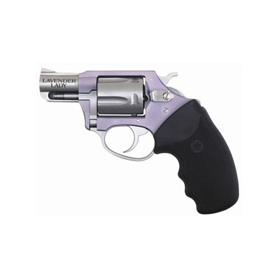 Charter Arms Lavendar Lady 2in 38 Special Two Tone 5rd