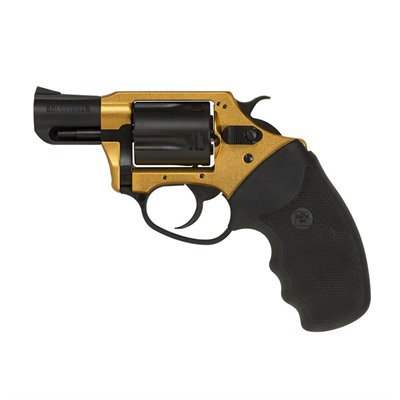 Charter Arms Goldfinger 2in 38 Special Two Tone 5rd