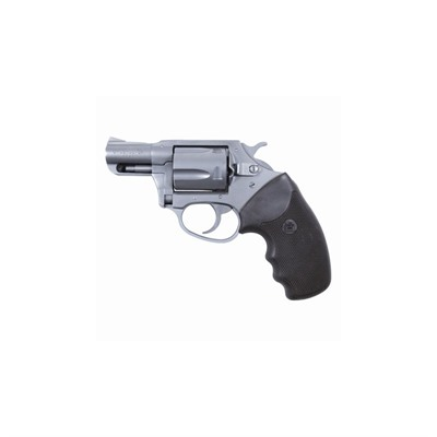 Charter Arms Undercover 2in 38 Special Stainless Rubber Fixed 5rd
