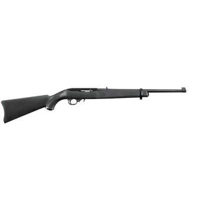 Ruger - 10/22® Synthetic Carbine Rifle 22 LR 18.5