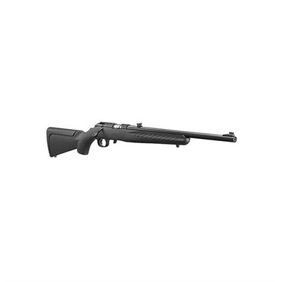 Ruger American Rifle 18in 22 Wmr Matte Black Synthetic 9+1rd