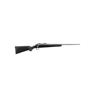 Ruger American Rifle 22in 22-250 Remington Matte Stainless 4+1rd