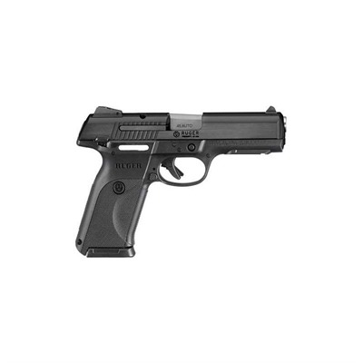Ruger Sr45 4.5in 45 Acp Nitride 10+1rd