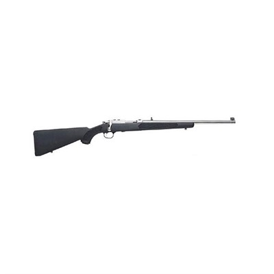 Ruger 77/44 18.5in 44 Magnum Ss Black Synthetic Open Rifle Sights 4 1rd 77/44 18.5in 44 Magnum Ss Black Synthetic Open Rifle Sights