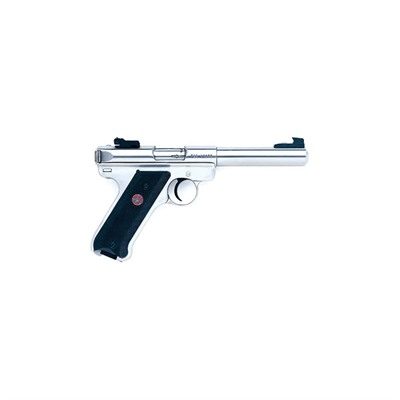 Image of Ruger Mark Iii 5.5in 22 Lr Stainless 10+1rd