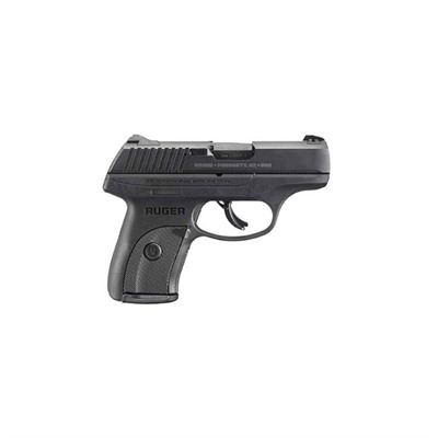 Ruger Lc9s Pro 3.12in 9mm Blue Black Polymer Fixed 3-Dot 7+1rd