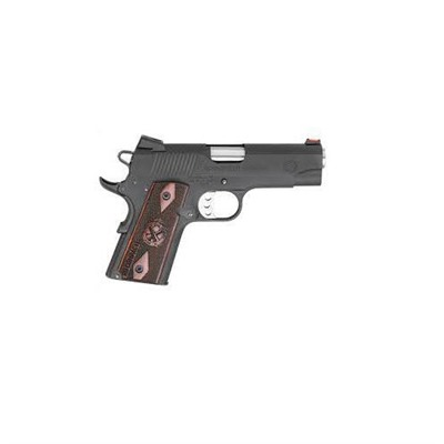 Springfield Armory Range Officer 4in 9mm Black 8 1rd Range Officer 4in 9mm Black 8 1
