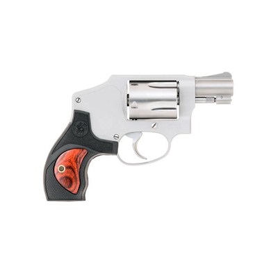 Smith & Wesson Performance Ctr 642 Model 1.875in 38 Special Silver 5rd