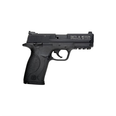 Smith & Wesson M&P22 Compact 3.56in 22lr Black 10+1rd - M&P22 Compact 3.56in 22lr Black 10+1