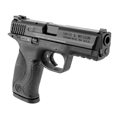 Smith & Wesson M&P Handgun 9mm 17+1 Full Size No Safety